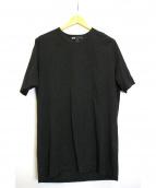 Y-3(ワイスリー)の古着「バックメッシュTシャツ」|ブラック