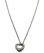 Tiffany & Co.(ティファニー アンド コー)の古着「オープンハートネックレス」
