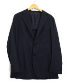 UNITED ARROWS(ユナイテッドアローズ)の古着「3Bライトコンフォートジャケット」|ネイビー
