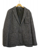 EPOCA UOMO(エポカ ウォモ)の古着「2Bテーラードジャケット」|グレー
