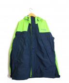 Columbia(コロンビア)の古着「フォレイカーシェルジャケット」|ネイビー×グリーン