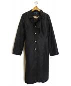 MS GRACY(エムズグレイシー)の古着「ライナー付コート」 ネイビー