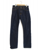 NUDIE JEANS(ヌーディージーンズ)の古着「デニムパンツ」|インディゴ