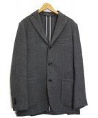 RING JACKET(リングジャケット)の古着「段返り3Bジャケット」|グレー