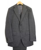 azabu tailor(アザブテーラー)の古着「3Pセットアップスーツ」|グレー