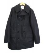 FIDELITY(フィデリティ)の古着「メルトンPコート」