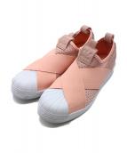 adidas(アディダス)の古着「ローカットスニーカー」|ピンク