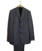 BEAMS HEART(ビームスハート)の古着「段返り3Bセットアップスーツ」|ネイビー