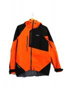 TILAK(ティラック)の古着「アズガードジャケット」|オレンジ