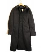 US NAVY(ユーエスネイビー)の古着「88Sオールウェーザーコート」|ブラック