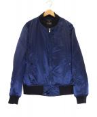 Engineered Garments×BEAMS PLUS(エンジニアードガーメンツ×ビームスプラス)の古着「FL-1ジャケット」|ネイビー