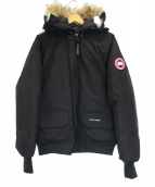 CANADA GOOSE(カナダグース)の古着「ダウンボンバージャケット」|ブラック