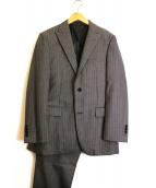 BURBERRY BLACK LABEL(バーバリーブラックレーベル)の古着「セットアップスーツ」|グレー