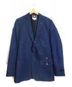 G-STAR RAW(ジースターロウ)の古着「デニムテーラードジャケット」|インディゴ