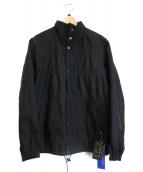 NUMBER (N)INE(ナンバーナイン)の古着「2WAYストームウールジャケット」|ブラック