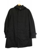 JOURNAL STANDARD(ジャーナルスタンダード)の古着「3WAYステンカラーコート」|ブラック