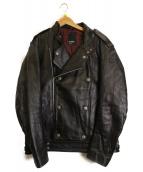 NEIGHBORHOOD(ネイバーフッド)の古着「ライダースジャケット」|ブラック