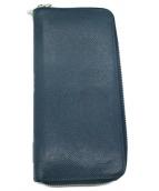 LOUIS VUITTON(ルイヴィトン)の古着「長財布」|ネイビー