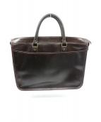 TUSTING(タスティング)の古着「ビジネスバッグ」|ブラウン