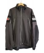 TILAK(ティラック)の古着「ナイロンジャケット」|ブラック
