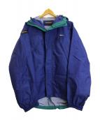 DESCENDANT(ディセンダント)の古着「モンターニュ3レイヤージャケット」|ブルー