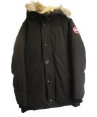 CANADA GOOSE(カナダグース)の古着「ジャスパーパーカー」|ブラック