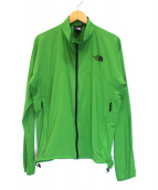 THE NORTH FACE(ザノースフェイス)の古着「スワローテイルジャケット」|グリーン