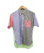 F.C.R.B.×NIKE(エフシーアールビー×ナイキ)の古着「半袖シャツ」|マルチカラー