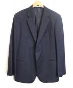ARMANI COLLEZIONI(アルマーニコレツォーニ)の古着「テーラードジャケット」|ネイビー