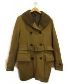 NIGEL CABOURN(ナイジェルケーボン)の古着「ジープコート」|カーキ