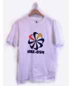 NIKELAB(ナイキラボ)の古着「風車プリントTシャツ」 ホワイト