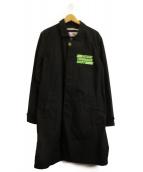 NEIGHBORHOOD(ネイバーフッド)の古着「ショップコート」|ブラック