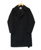 ()の古着「中綿コート」|ブラック