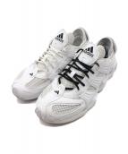 adidas(アディダス)の古着「ダッドスニーカー」|ホワイト
