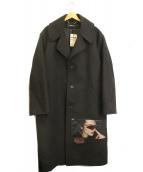 MISBHV(ミスビヘイブ)の古着「6イヤーズコート」|ブラック