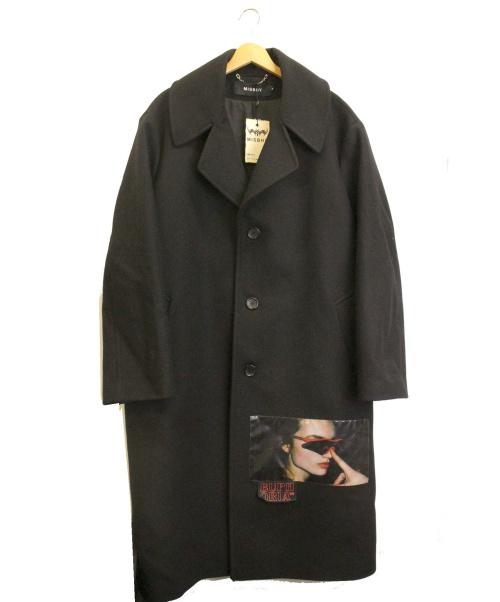 MISBHV(ミスビヘイブ)MISBHV (ミスビヘイブ) 6イヤーズコート ブラック サイズ:M 17AW EUPHORIA'95 定価¥65.000+税 913287の古着・服飾アイテム