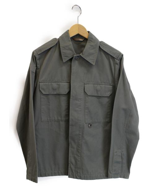 A.P.C.(アーペーセー)A.P.C. (アーペーセー) ミリタリージャケット オリーブ サイズ:36の古着・服飾アイテム
