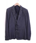 MIHARA YASUHIRO(ミハラヤスヒロ)の古着「テーラードジャケット」|グレー