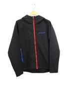Columbia(コロンビア)の古着「ヴィザヴォナパスジャケット」 ブラック