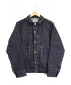 PHERROWS(フェローズ)の古着「デニムジャケット」|インディゴ