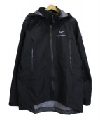 ARCTERYX(アークテリクス)の古着「Theta AR Jacket」 ブラック