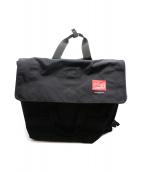 Manhattan Portage x ENGINEERED(マンハッタン ポーテージ×エンジニアド ガーメンツ)の古着「Transit Tote Backpack」|ブラック