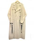 SUNSEA()の古着「COLUMBO COAT」|ベージュ