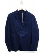 san francisco(サンフランシスコ)の古着「3Bワークジャケット」 ネイビー