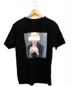 GOD SELECTION XXX(ゴットセレクショントリプルエックス)の古着「アンディウォーホルプリントTシャツ」|ブラック