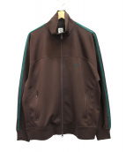 south2 west8(サウスツーウエストエイト)の古着「Trainer Jacket」|ブラウン