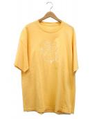 Dime(ダイム)の古着「プリントTシャツ」|イエロー