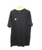 NIKE ACG(ナイキエーシージー)の古着「バックプリントTシャツ」|ブラック