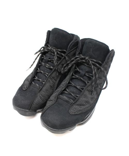 NIKE(ナイキ)NIKE (ナイキ) ハイカットスニーカー ブラック サイズ:28cm 414571-011 NIKE AIR JORDAN 13 RETROの古着・服飾アイテム