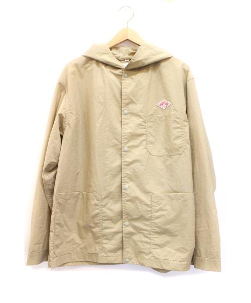 DANTON(ダントン)DANTON (ダントン) HOOD JKT ベージュ サイズ:40 ×BEAUTY&YOUTHの古着・服飾アイテム